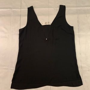 NWT express black dress tank size M sexy
